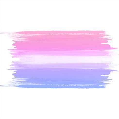Mão de colorido aquarela desenhar fundo do traçado