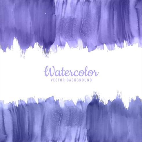 Beautiful hand draw watercolor background