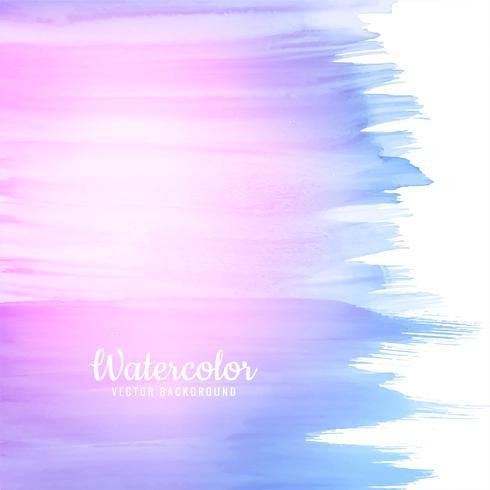 Mão colorido moderno desenhar fundo aquarela