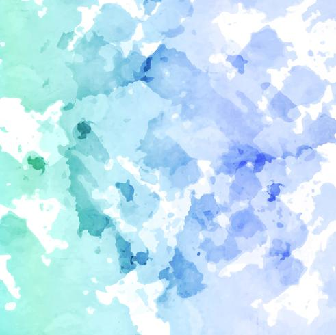 Abstract splash watercolor background