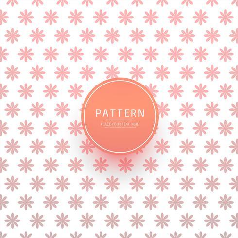 Fundo abstrato colorido padrão floral