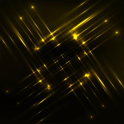 Abstract glossy rays background vector