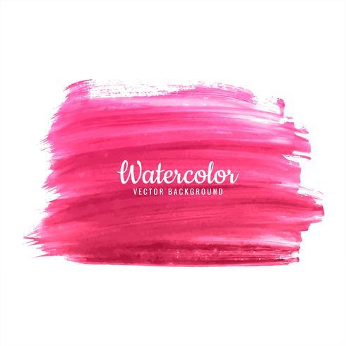 Mão-de-rosa abstrata desenhar fundo do curso de aquarela