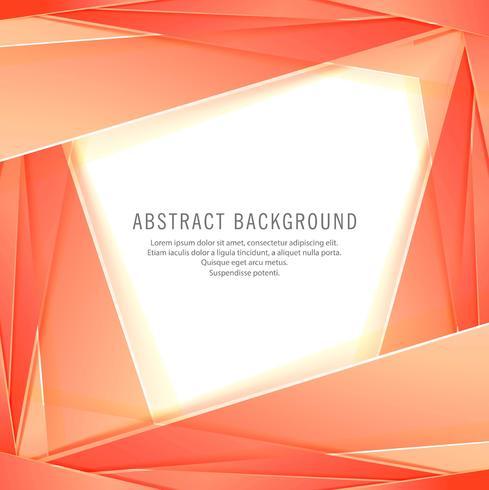 Vetor abstrato geométrico brilhante