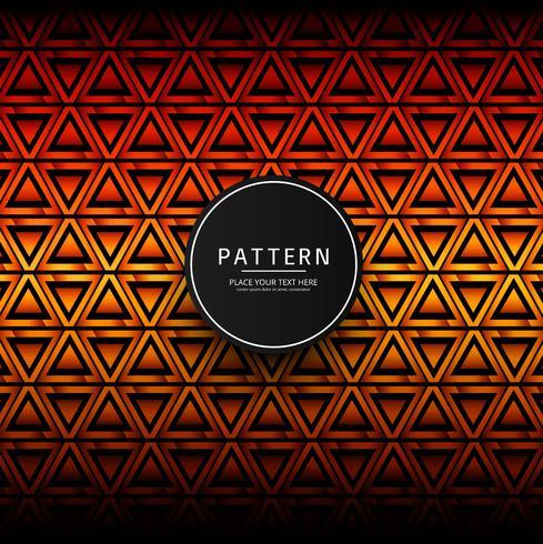 Fondo abstracto colorido patrón geométrico
