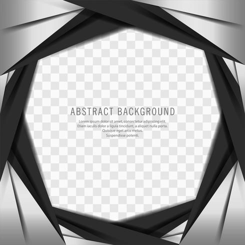 Abstract  geometric wave design background