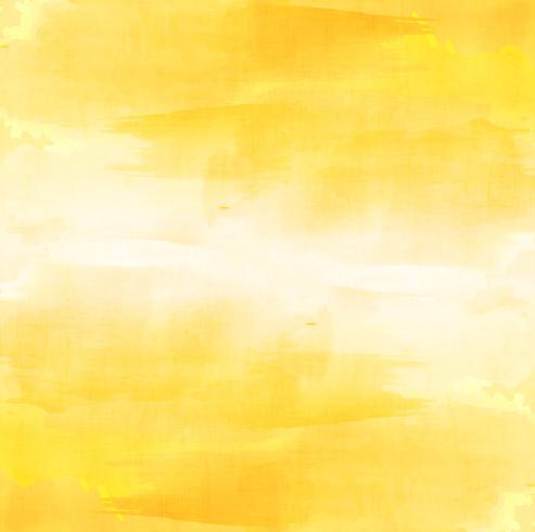 Beautiful orange watercolor background