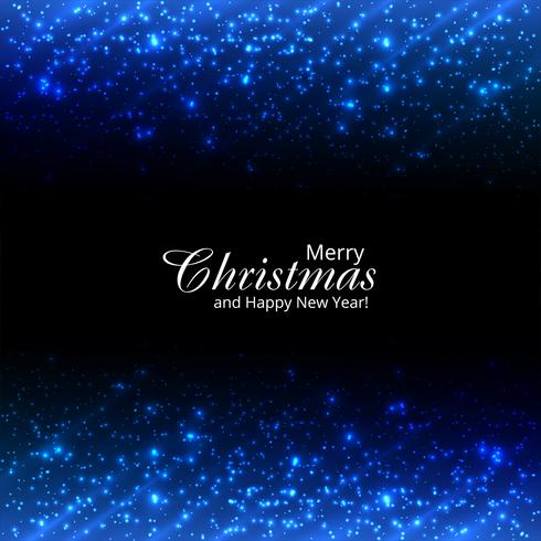 Beautiful Merry Christmas glitters and sparkles shiny background