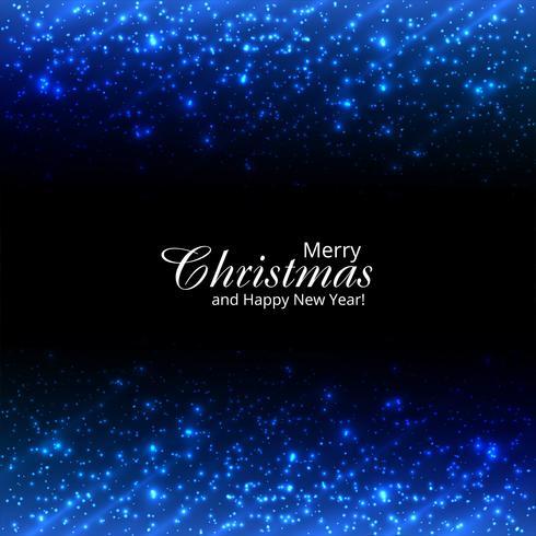 Lindo feliz Natal brilha e brilha fundo brilhante