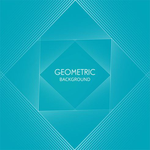 Geometric lines elegant shape vector design