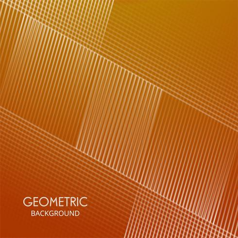 Arrière-plan de lignes de forme géométrique moderne