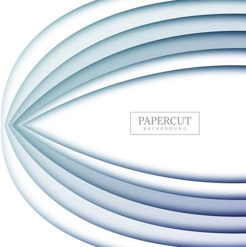 Modernt pappersformat stilfull design