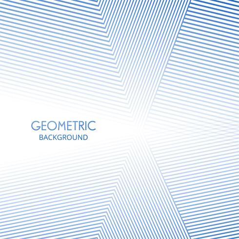 Linee geometriche elegante sfondo vettoriale forma