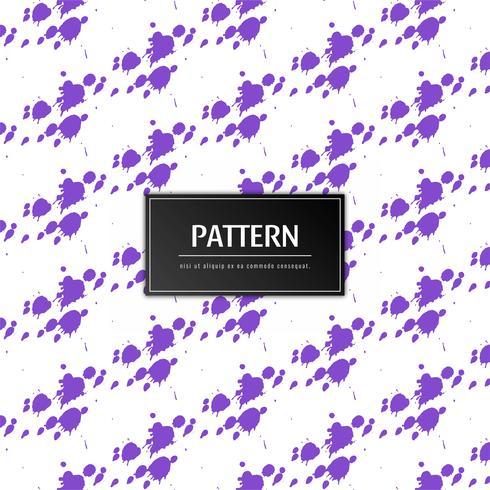 Abstrakt lila grungemönster bakgrund