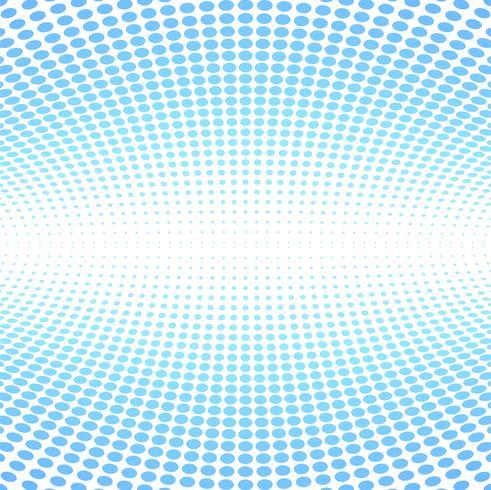 Vecteur de fond de demi-teinte bleu moderne