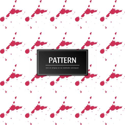Abstract red grunge pattern background