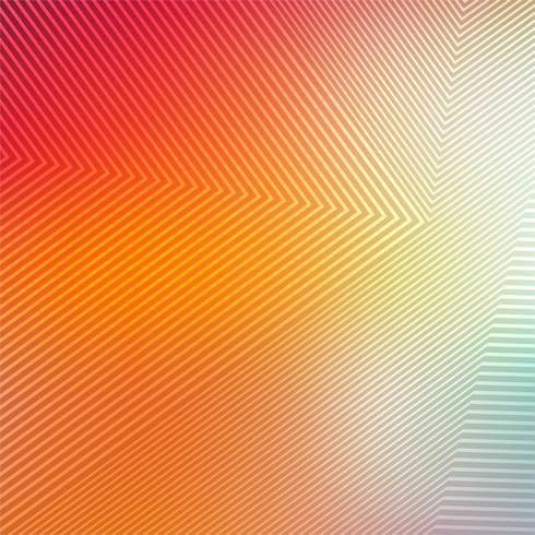 Abstract colorful geometric lines background illustration vector