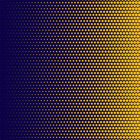 Background of spots halftone