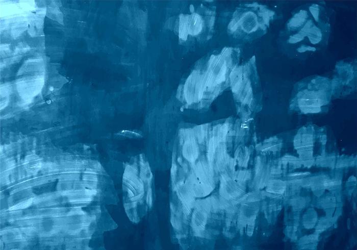 Fondo de textura azul moderno