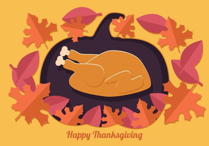 Thanksgiving van Papercraft