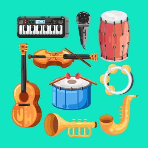 Instrumento musical de rodar