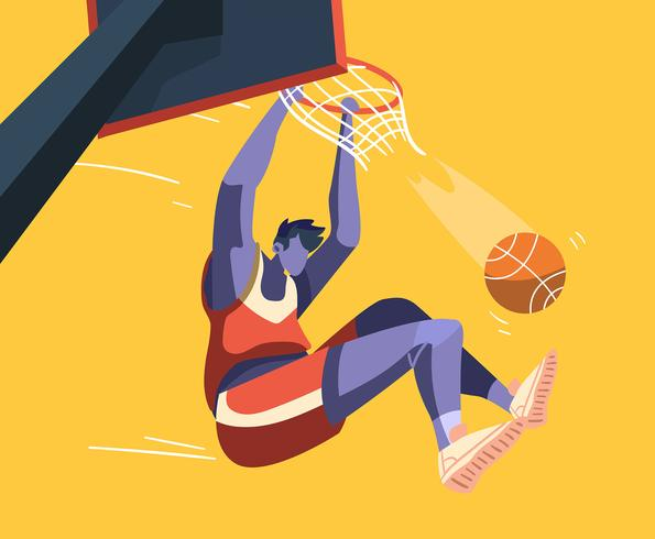 Basketbal vector