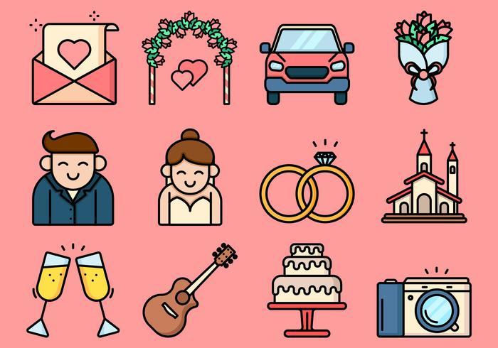 Verlobungsvorschlag-Symbol