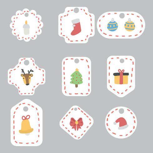 Super Cute Christmas Gift Tags