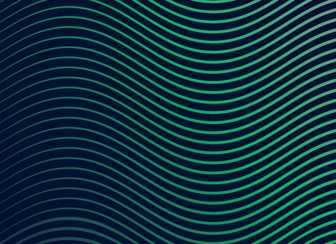 fundo de padrão de onda senoidal suave