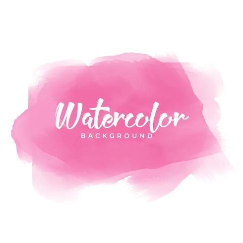 hand drawn pink watercolor texture