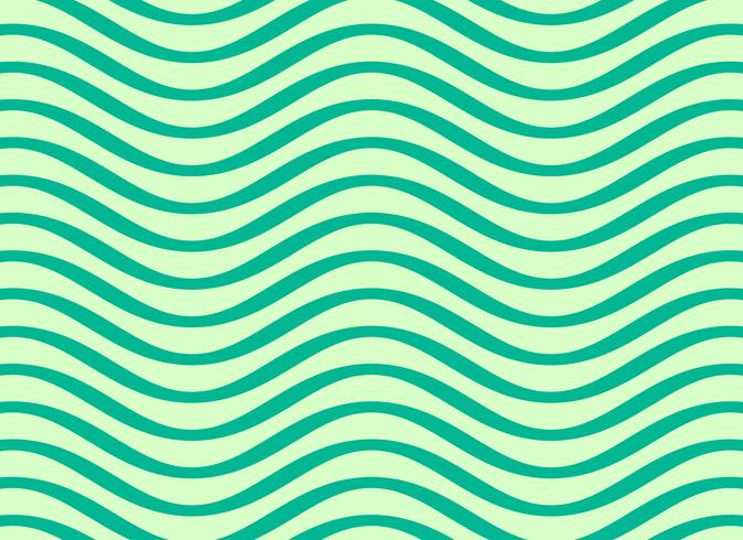 disegno astratto del modello di linee ondulate