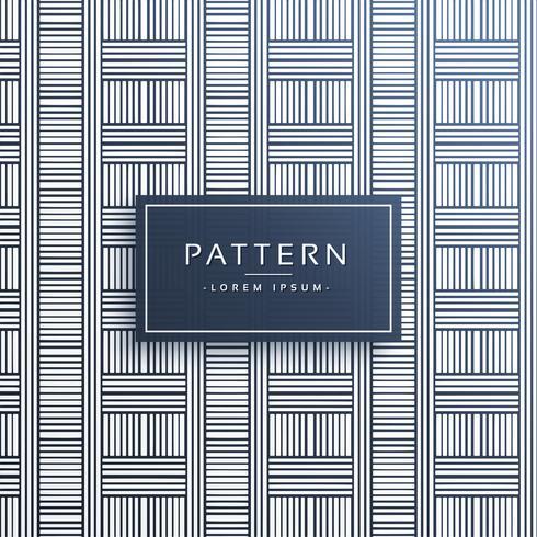 líneas abstractas patrón de diseño de fondo