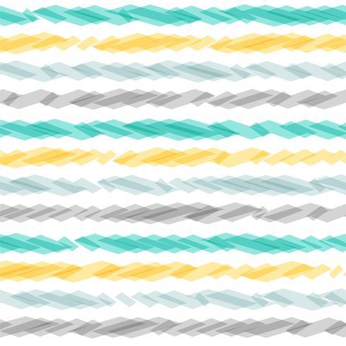 Patrón de rayas abstractas en estilo colorido