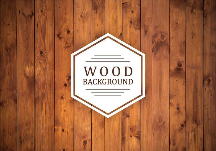 Eleganter Vektor-Holz-Hintergrund vektor