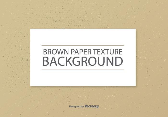 Bruine papieren vectortextuur