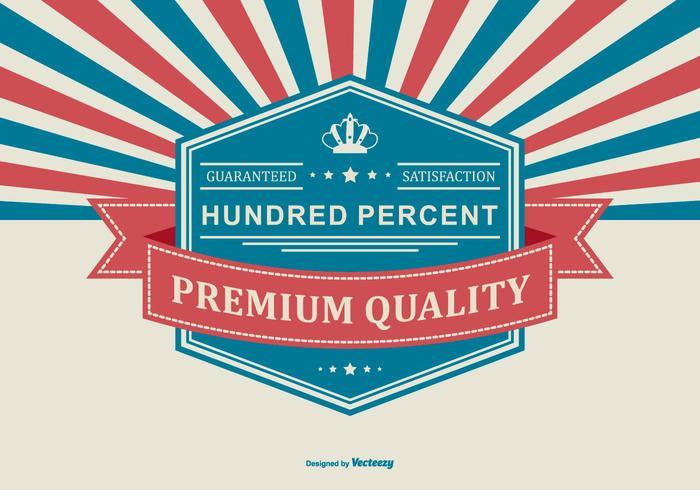 Sfondo promozionale di qualità Premium