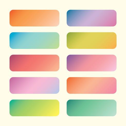 Colores degradados