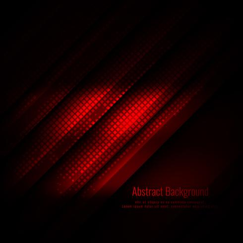Abstract Modern Red Color Geometric Background Download