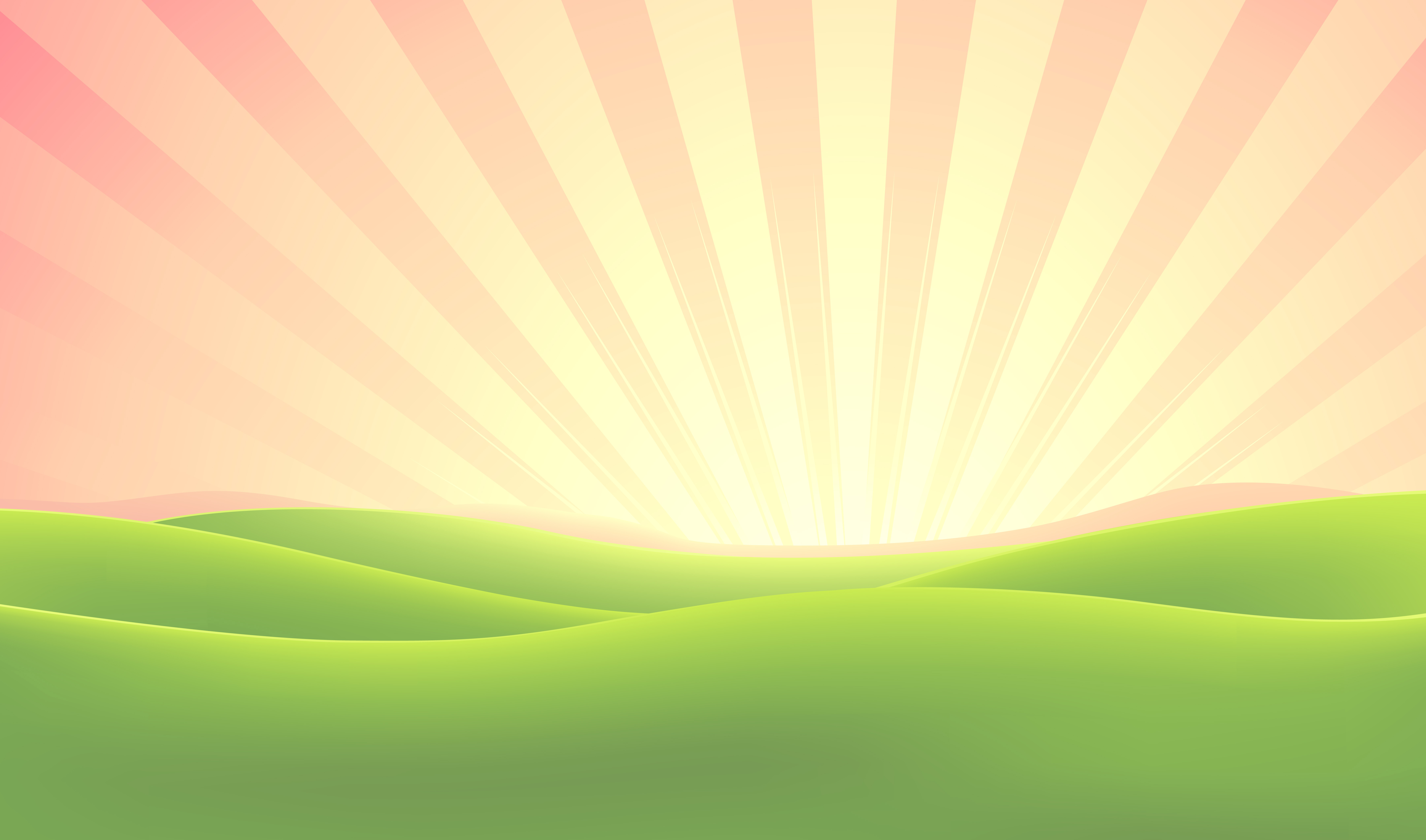 Summer Nature Sunrise Background - Download Free Vectors ...
