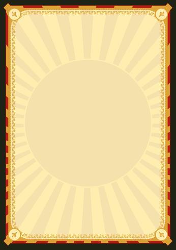 Königlicher Palast Poster