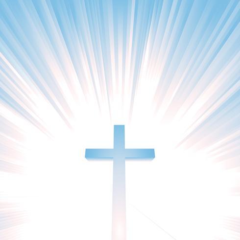 croce cristiana del cielo