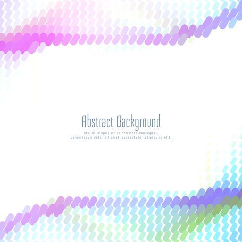 Abstracte kleurrijke stippen geometrische achtergrond
