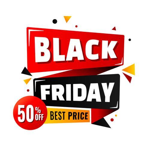6d4fd7e335 Black Friday Sale Poster Layout Design - Download Free Vector Art ...