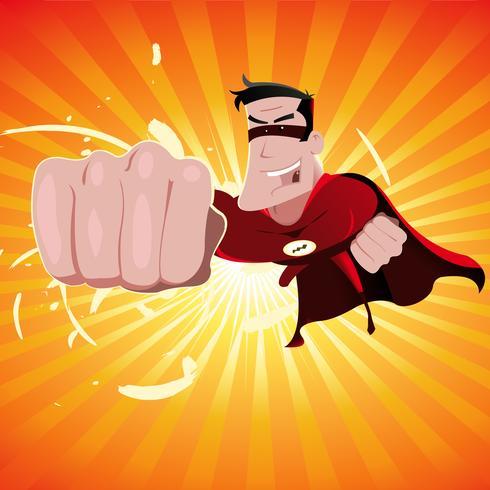 superhjälte - manlig