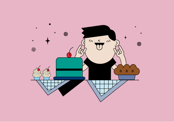 Free Birthday Vector