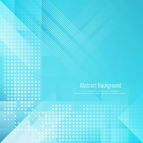 Abstract blue technological background design