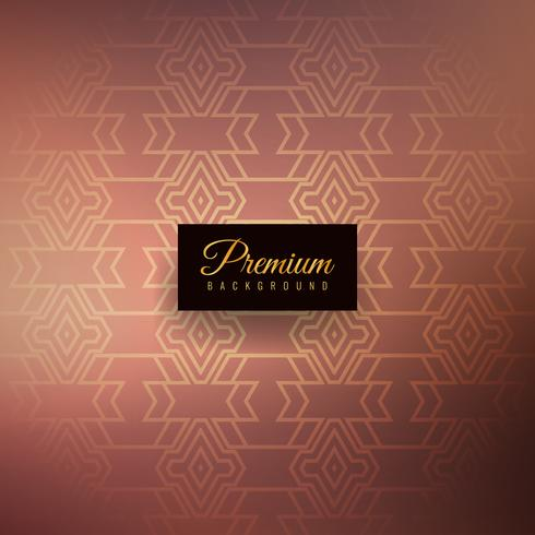 Abstract premium seamless pattern stylish background