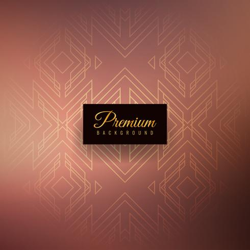 Abstract elegant seamless pattern premium background