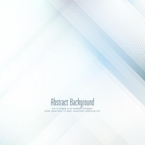 Abstract stylish futuristic geometric background vector