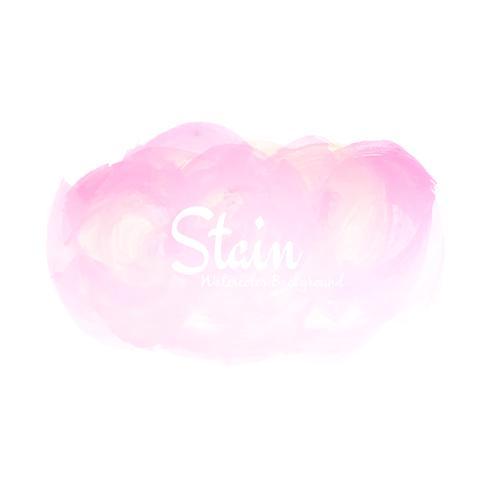 Abstrakter rosa Aquarellfleck-Designhintergrund